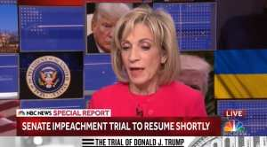 MSNBC host makes up what Trump said to Ukranian President