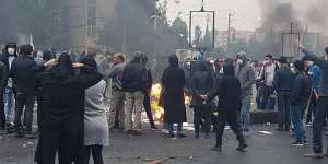 2019: Iran had 3,530 recorded protests