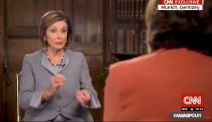 Pelosi says she ripped SOTU speech because all pages had falsehoods on them