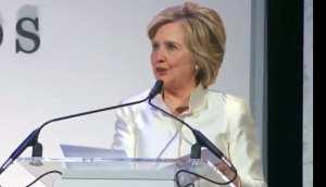 Clinton: I made more money than my husband