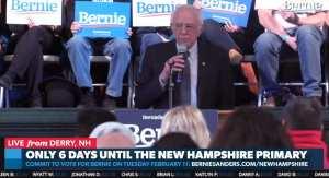 NH Voter presses Sanders on immigration flip flop