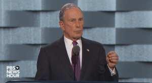 Drudge: Bloomberg considering Hillary as running mate