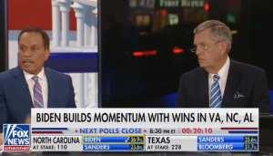 "Williams on Warren: ""I think she's serving Joe Biden's ends"""