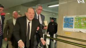 Harvey Weinstein tests positive for Chinavirus