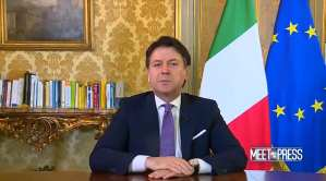 Italy PM:  President Trump once more have proven to be Italy's true and loyal friends