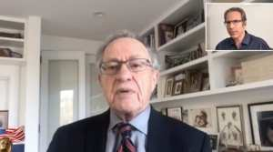 Dershowitz: Government can force you to be vaccinated