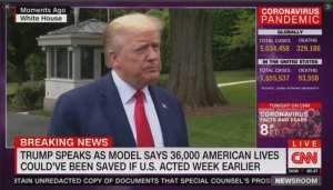 CNN Chyron Guy Embarrasses Himself Again