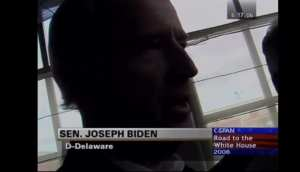 """2008-Biden: """"You can't go to a 7-Eleven unless you have a slight Indian accent"""""""
