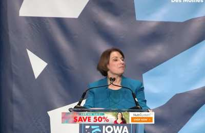 Klobuchar Declined To Bring Charges Against Cop Who Killed George Floyd