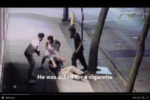 WATCH: 3 Men Beat Up Librarian