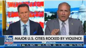"""CBP Boss: Trump """"Stands For Law And Order To Protect American Citizens"""""""