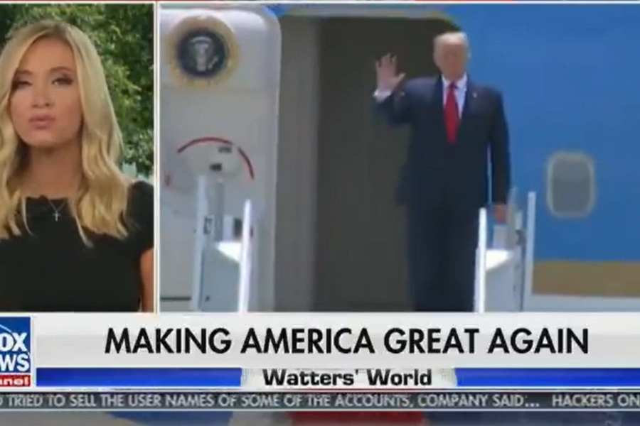 McEnany: Trump Wants A Payroll Tax Holiday For Middle- And Lower-Income Americans