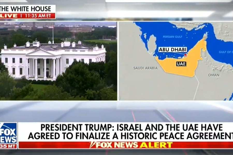 Fox News: Abraham Accord Is A Massive Win For The Trump Admin