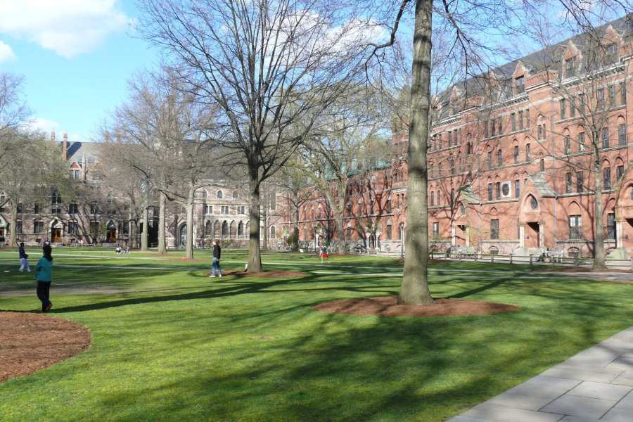 DOJ: Yale Discriminating Against White And Asian Americans