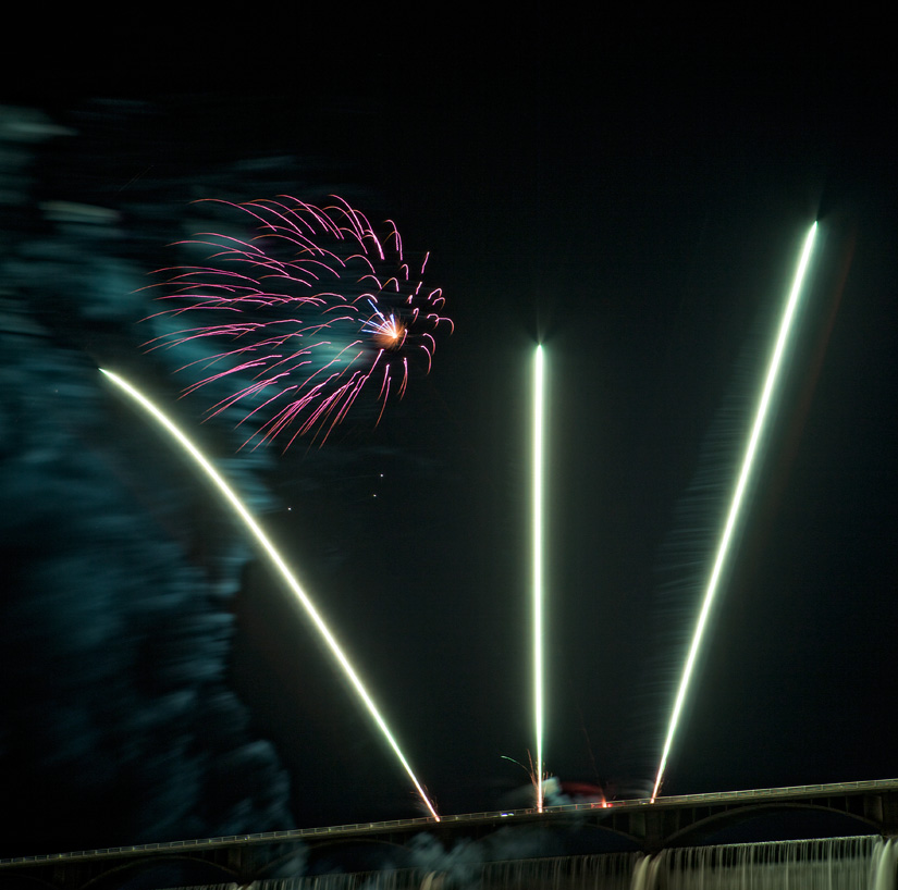 Fireworks 10 by Gary Hamburgh - All Rights Reserved