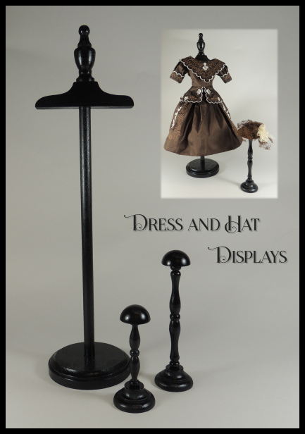 dress display stand hat