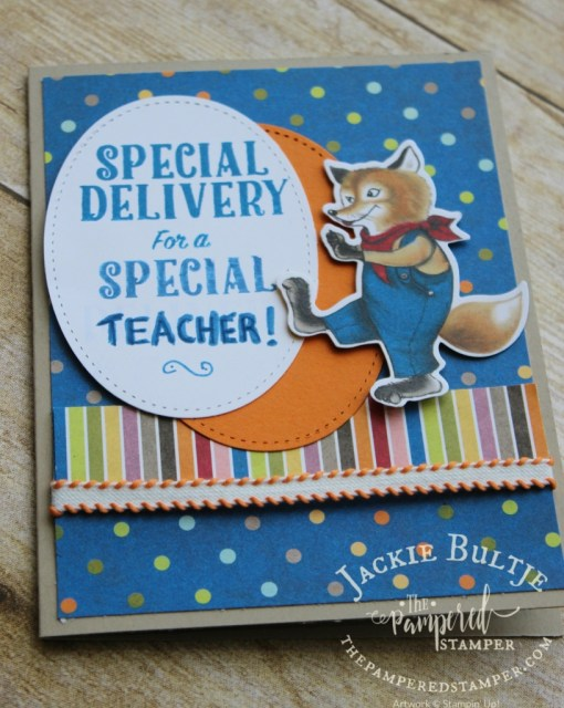 """The word """"teacher"""" is handwritten but I think that adds a nice touch for the teacher if it is written by the child."""
