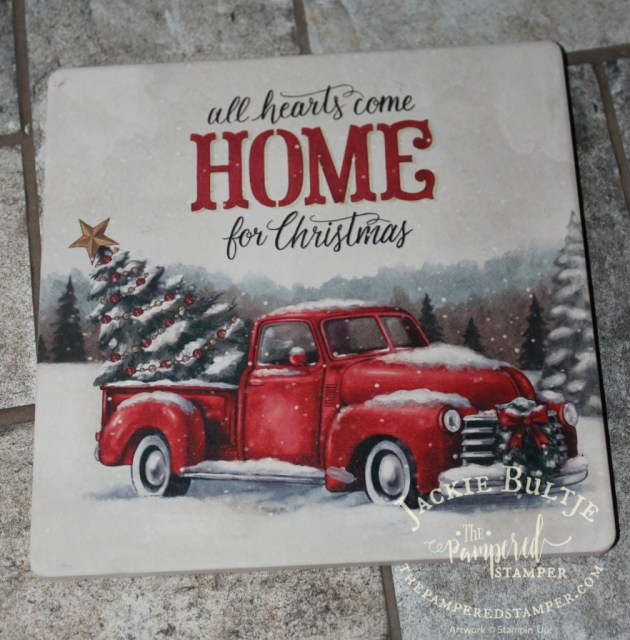 Doesn't this remind you of the truck in Farmhouse Christmas?