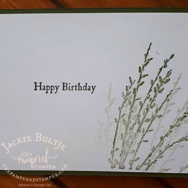 Great birthday card for a man or a woman.