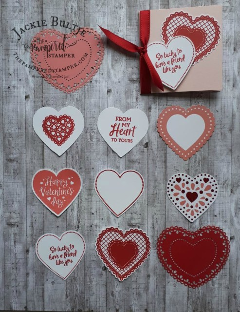 Valentine's Cards for Canadian troops