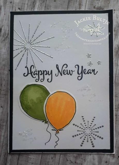 Happy New Year by Rhonda Gump