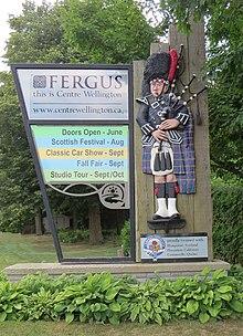 Hometown Fergus