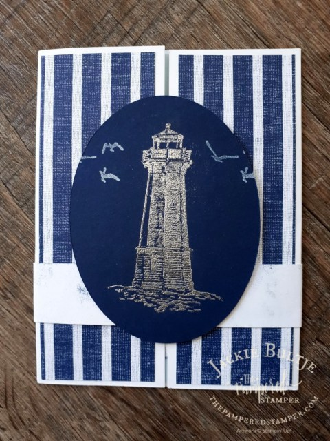 Come Sail Away Masculine Cards