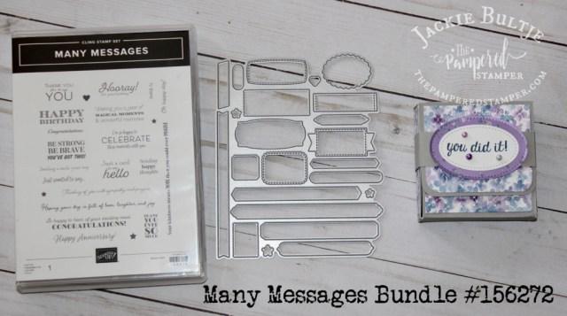 Many Messages Bundle