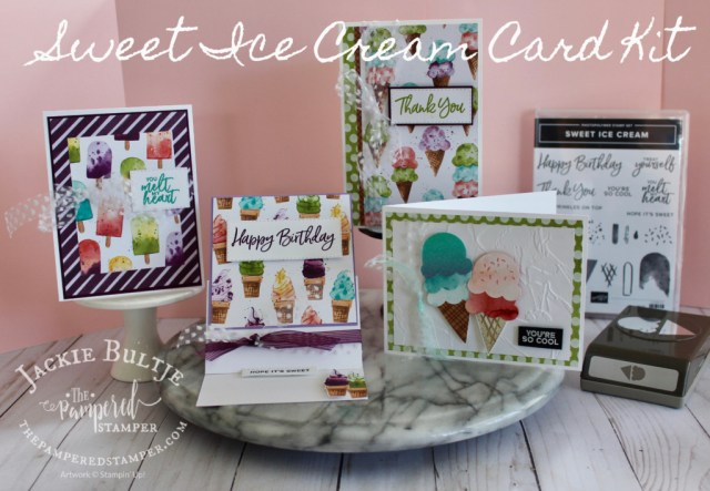 Sweet Ice Cream Kit by Mail