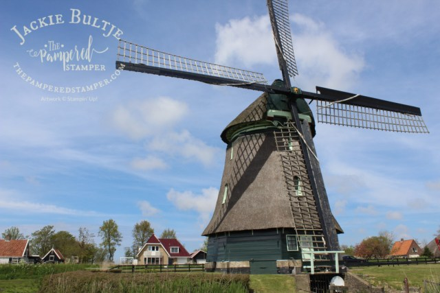 The elusive windmill
