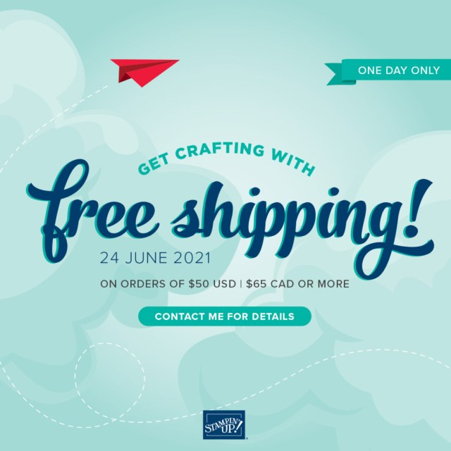 Free Shipping on Thursday!