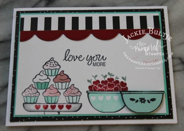 Measure of Love Bakery Window