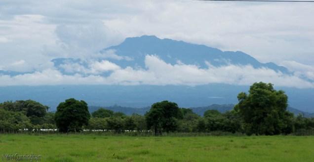 I never get tired of Volcan Baru!