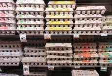 Eggs though? We are used to paying around $2.20 a dozen.