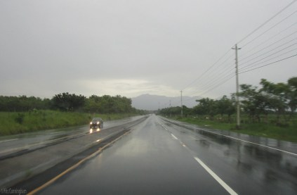 We were driving up to Boquete on a rainy afternoon, and I thought Baru looked interesting up ahead