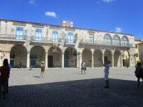 Plaza de la Catedral habana cuba