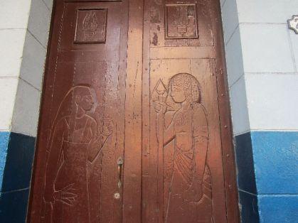 the Arab center had great doors