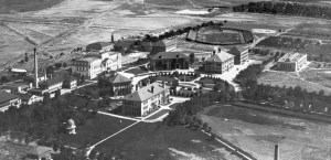 UofU Campus Close-up Early 1920s, Utah State Historical Society, via Wikimedia Commons