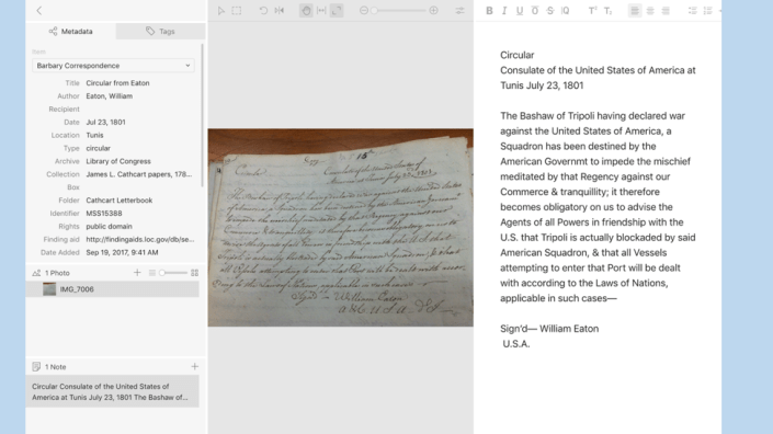 Using Nineteenth-Century Naval Practice to Teach Twenty-first-Century Digital Technology