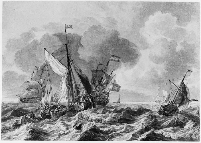The Sea & Me: Using Maritime Sources to Teach American History