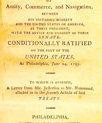Safeguarding Secrecy: Executive Privilege in the Early Republic