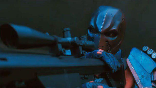 Deathstroke in Titans Season 2