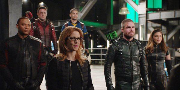 Cast Arrow Season 8