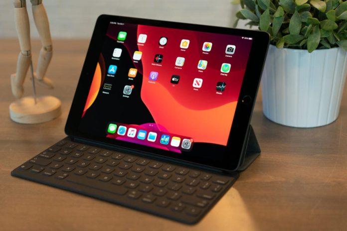 iPad 2019 View