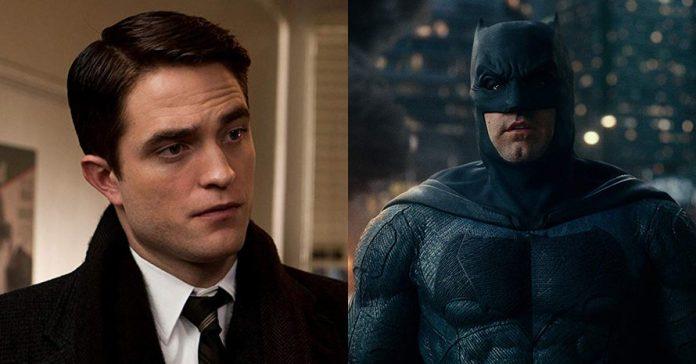 Robert Pattinson as The Batman