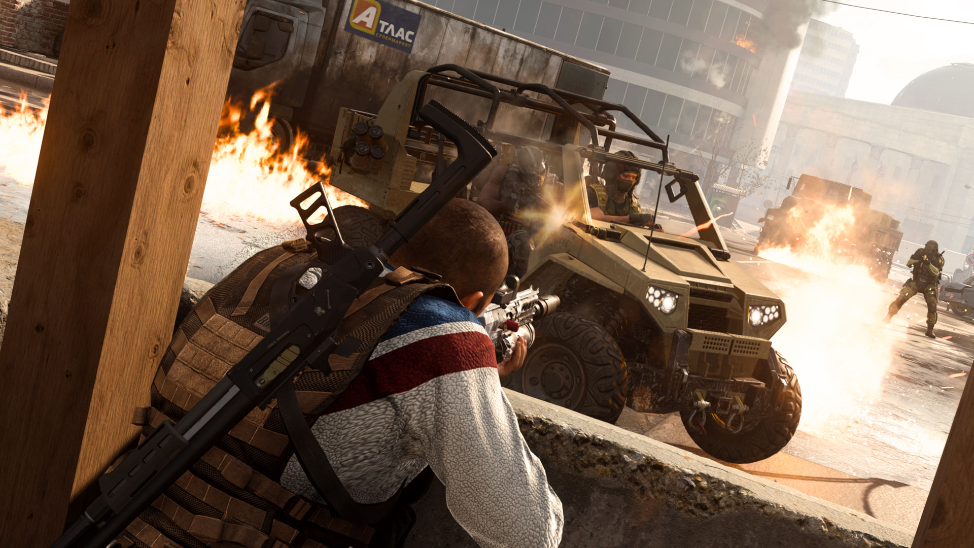 Call Of Duty: Warzone will Soon Arrive on Android & iOS