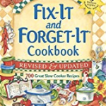 Fix It and Forget It Cookbooks