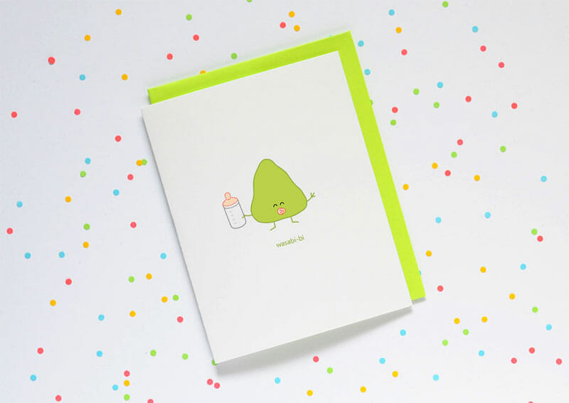 queeniescards_photo_greeting-card_baby-wasabi_product_1