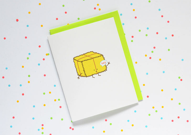 queeniescards_photo_greeting-card_hay-hey_product_1
