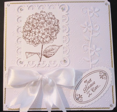 3 Sympathy card front